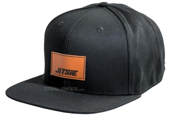 Jitsie Label Snapback Cap