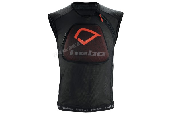 HEBO DEFENDER PRO 2.0 CHEST/BACK PROTECTOR