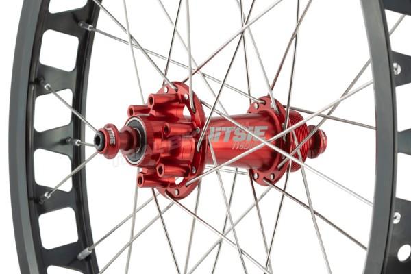 """Jitsie Race 19"""" Rear Disc Wheel"""