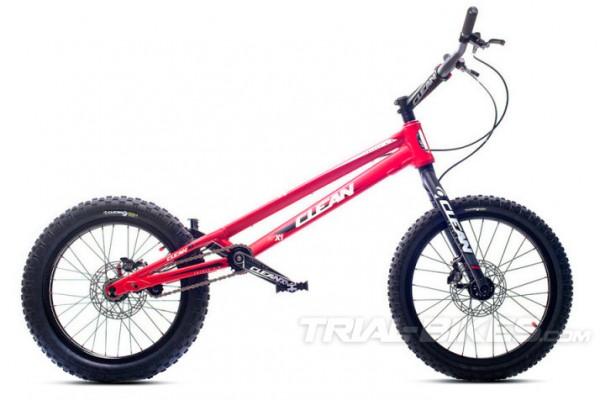 Bicicleta Clean X1 20'' 1005mm