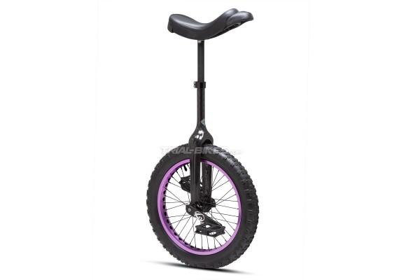 """Koxx Karbon Purple 19"""" Unicycle"""