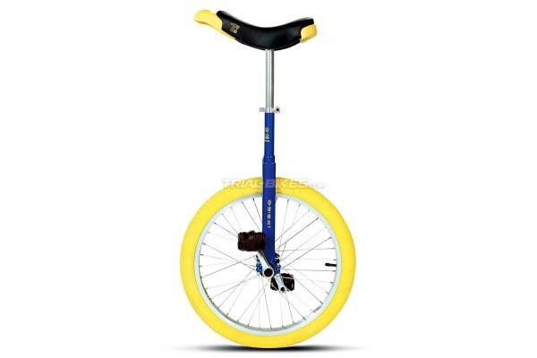 "Quax Blue 20"" Unicycle"