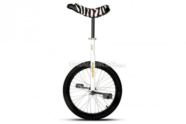 """Quax Zebra 20"""" Unicycle"""