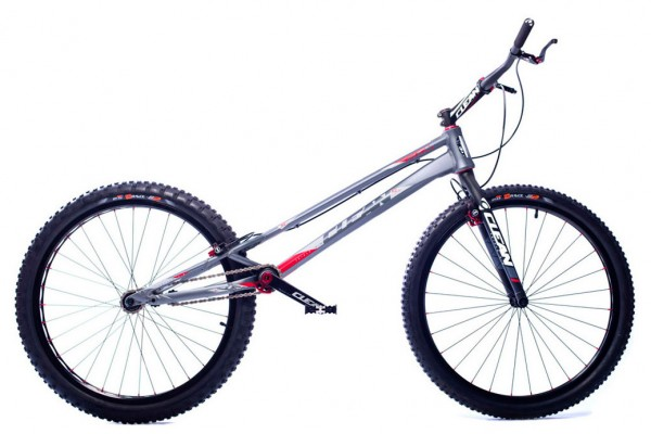 """Clean X2 2020 26"""" Bike"""
