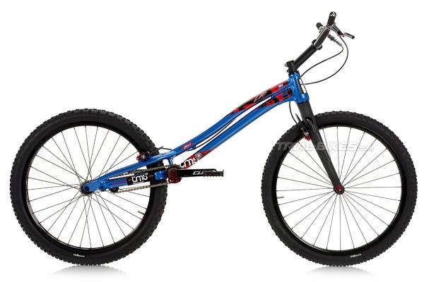 """TMS EVO6 26Y  Race 26"""" Bike Blue"""
