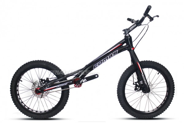 "Comas 20"" 920 Disc Bike"