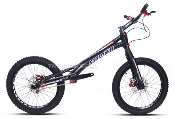 "Comas 20"" 920F Hope Tech3 Disc Bike"