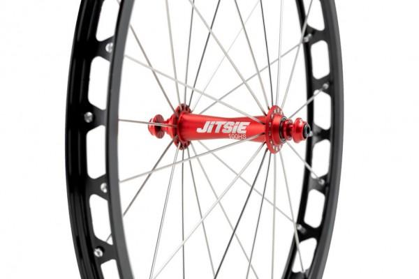 "Jitsie Race 20"" Front Non-Disc Wheel"