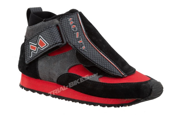 Monty Red Trials Shoes