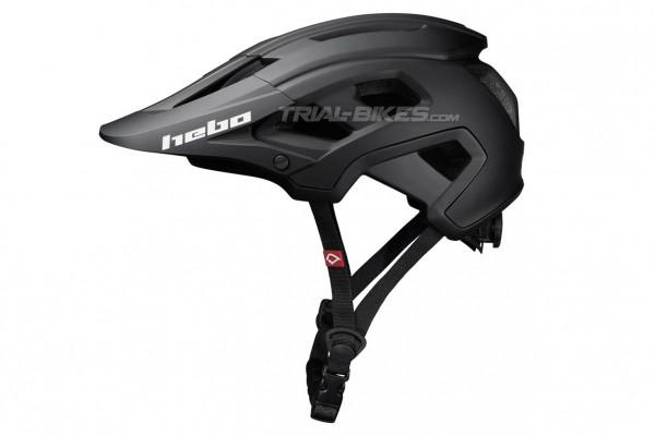 Hebo Balder Black Helmet