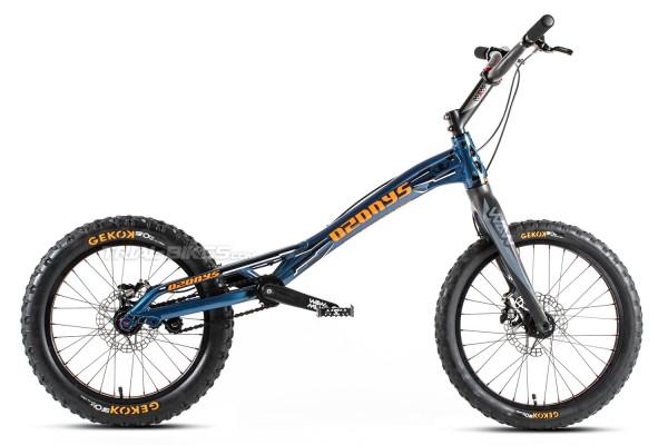"Bicicleta Ozonys Curve Pro 20"" 970mm Disco"