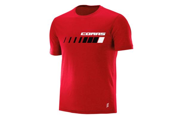 Comas Trials Red T-Shirt