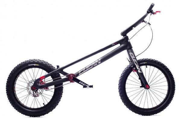 "Clean K1 2021 20"" Carbon Bike"