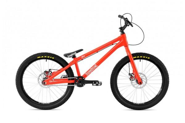 "Bicicleta Inspired Flow Plus 24"" 2021"