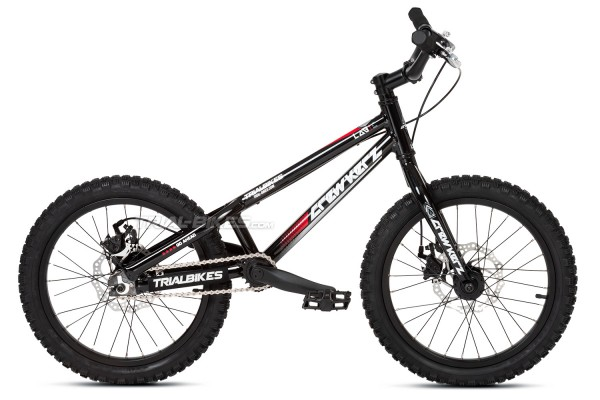 "Crewkerz LAB 18"" Disc Bike"