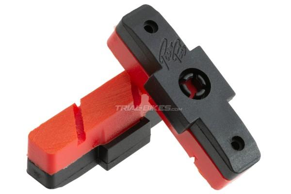 HS33 Red Brake Pads