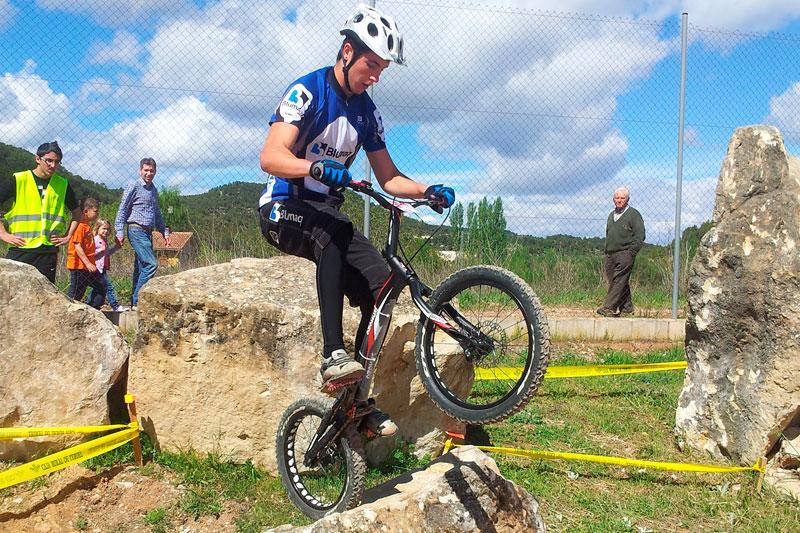 Campeonato de Trial-bici en Valderrobres