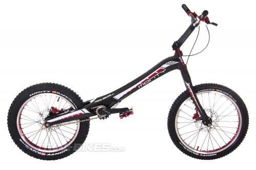 Bicicleta Monty M5 Carbono
