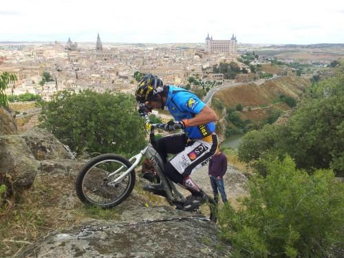 Campeonato de Trial Bici de Toledo