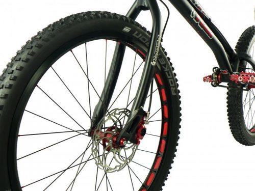 Detalle Bicicleta Kabra