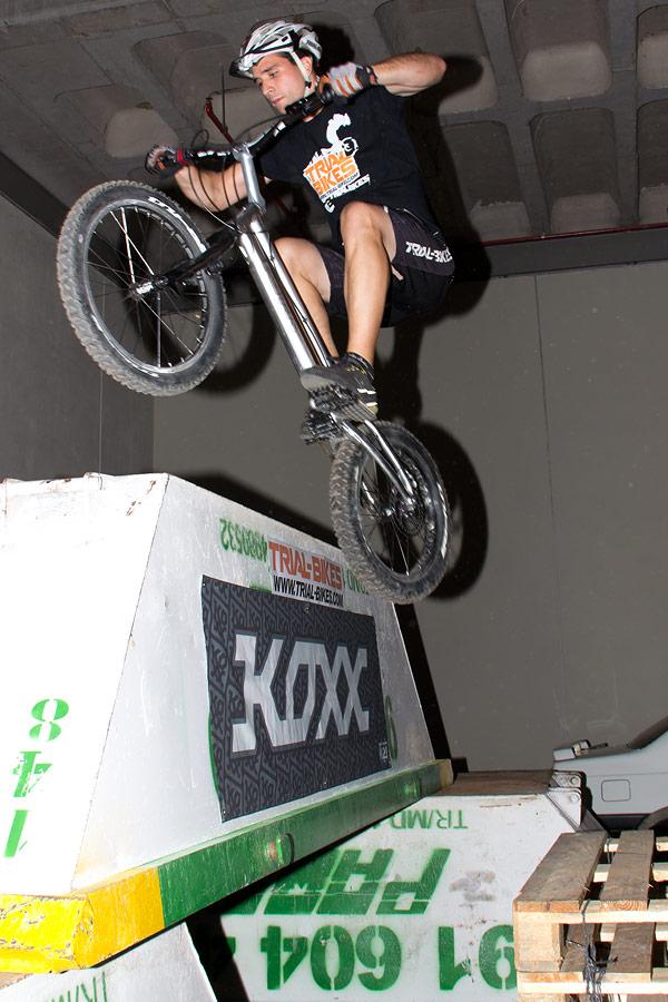Trial Bikes en Expobike2013