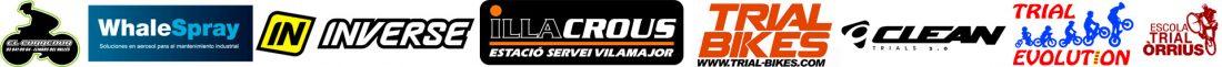 Marcas bici Trial Copa Barcelona