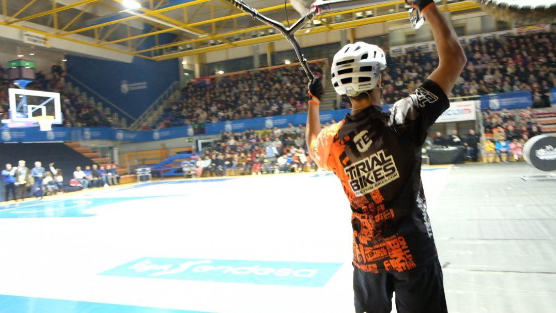 Dario Show trial en Fuenlabrada