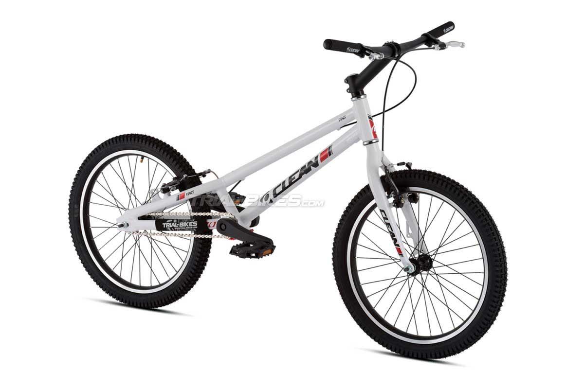 Bicicleta de trial Infantil Clean S1 920mm