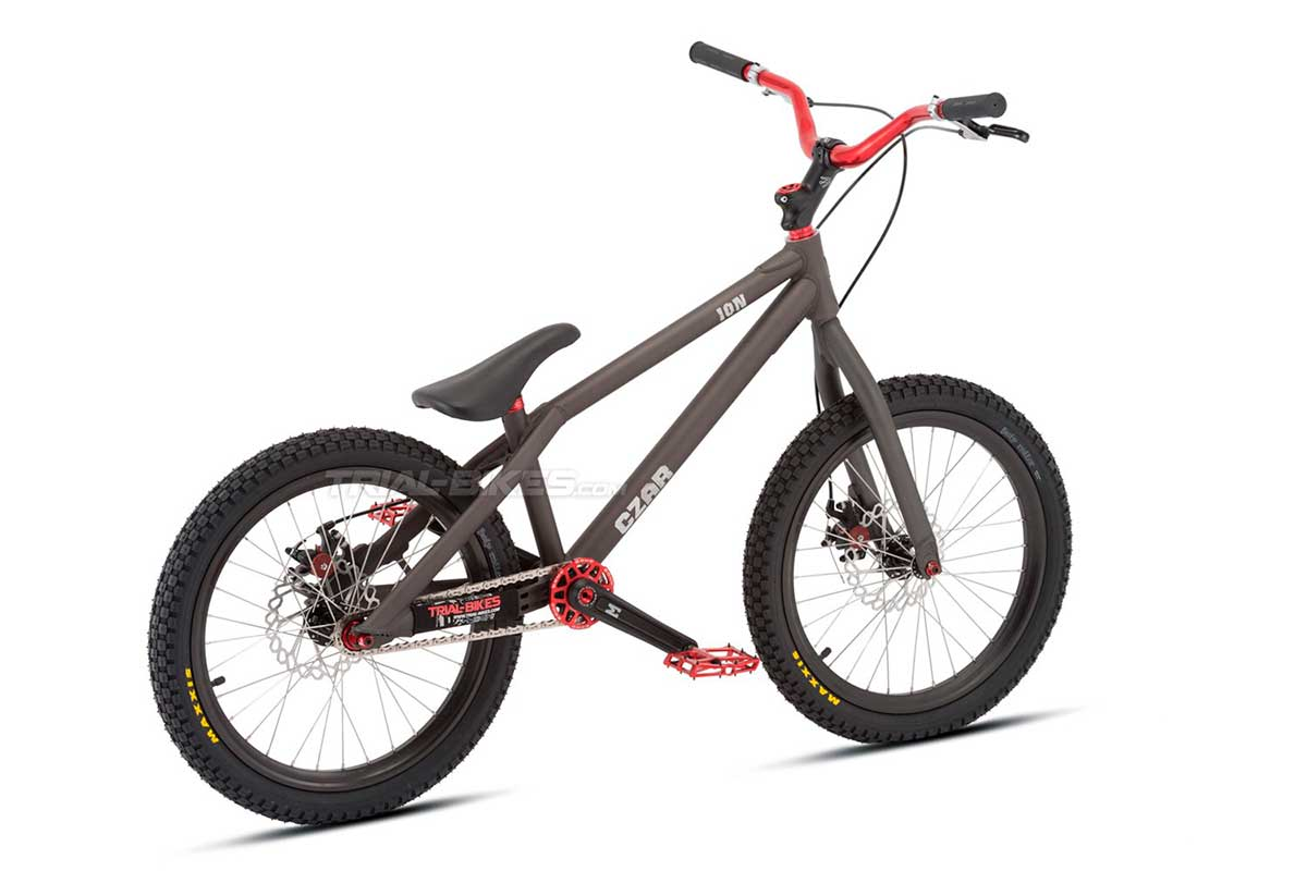 Bicicleta de trial Infantil Czar Ion Street
