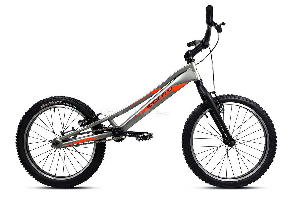 Bicicleta de trial Infantil Monty 207 kaizen