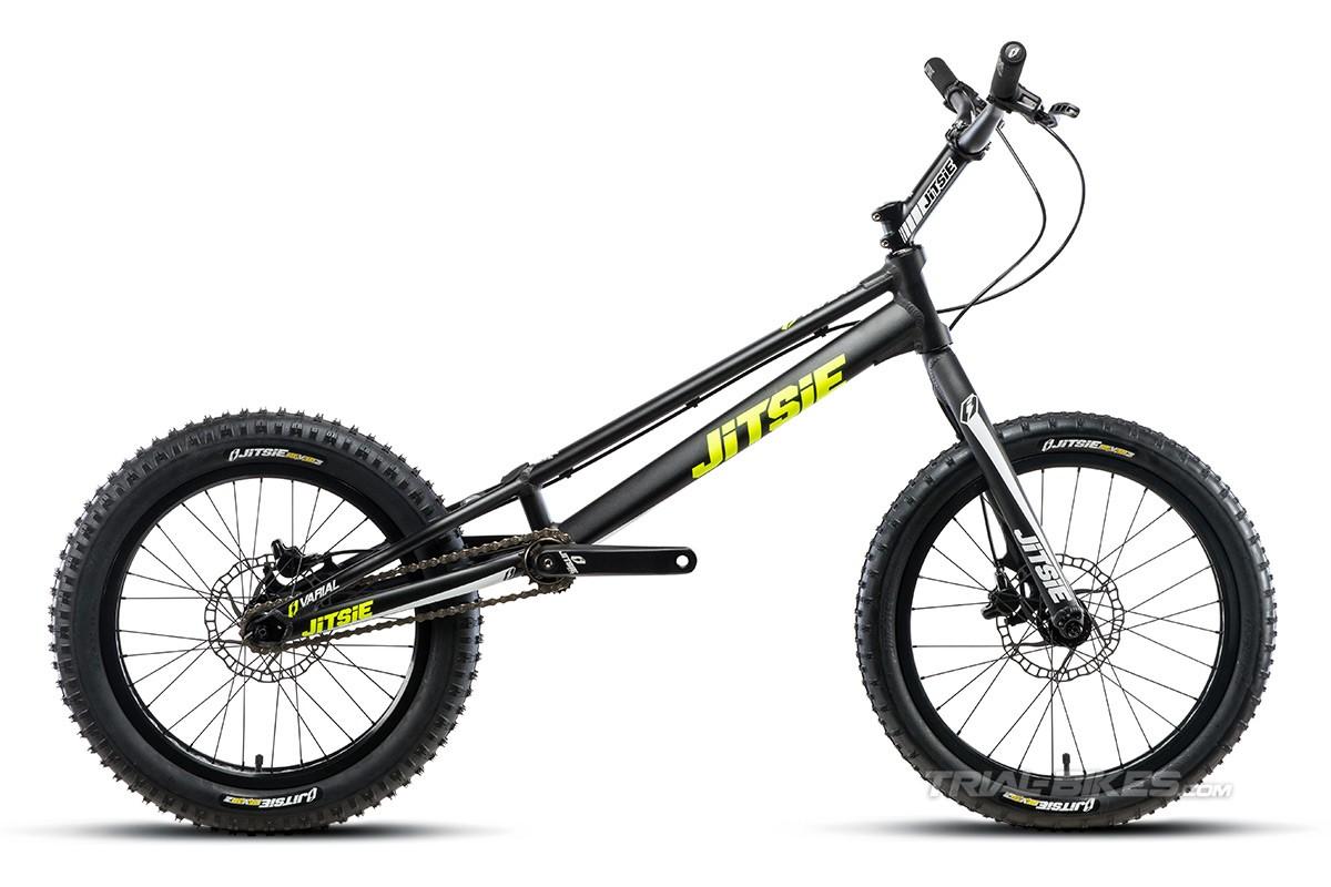 "Bicicleta Infantil Jitise Varial 20"" 970mm disco"