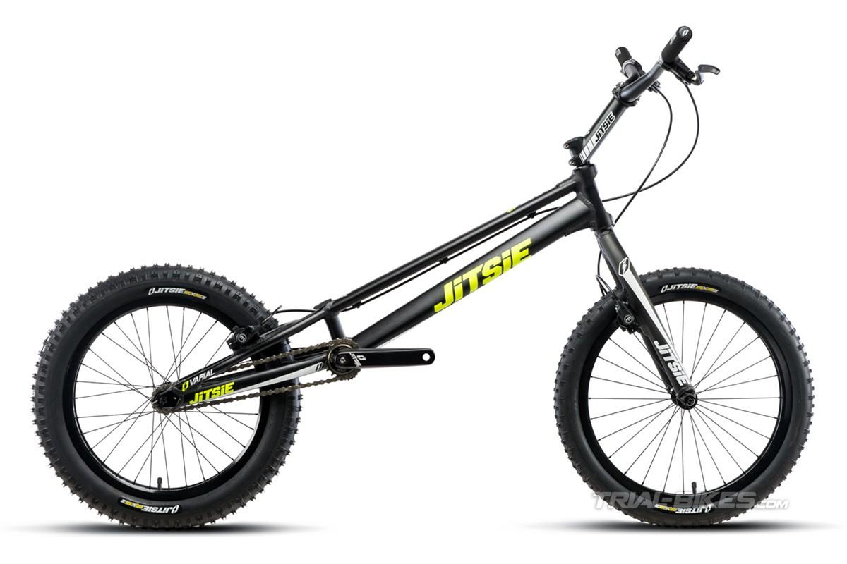 "Bicicleta de trial infantil Jitise Varial 20"" 970mm HS"