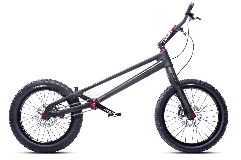La mejor bicicleta de trial de la historia