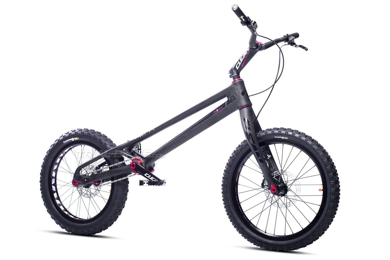 "Bicicleta Clean K1.2 carbono 20"""