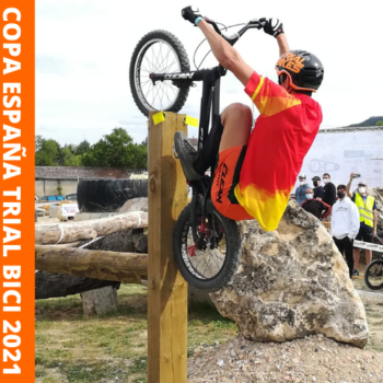Resultados Copa España Trial Bici 2021 - GP Lizarra