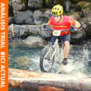 Benito Ros Koxx 2011 Trial Bici
