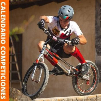 Competiciones trial bici 2021
