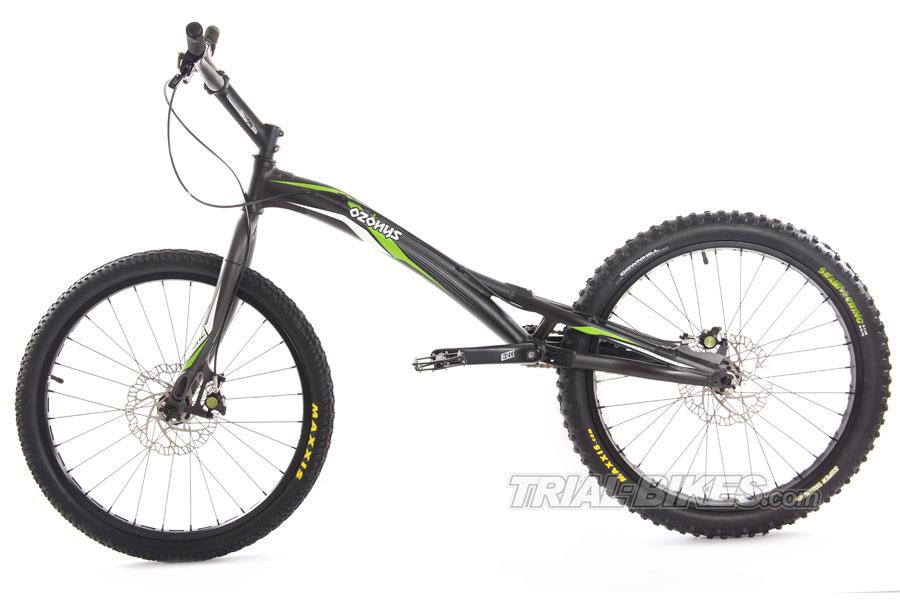 Bicicletas Ozonys. trialbikes